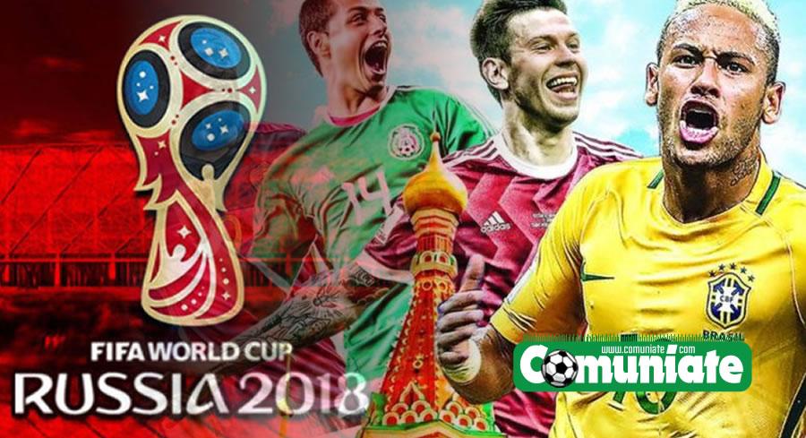 Mundial de Rusia 2018:  Top 10 jugadores sudamericanos