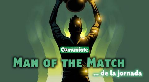 Man of The Match Comunio Jornada