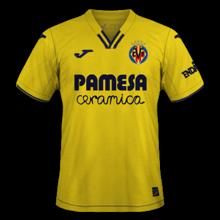 Camiseta de Villarreal