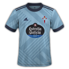 Camiseta de Celta