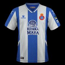 Camiseta de Espanyol