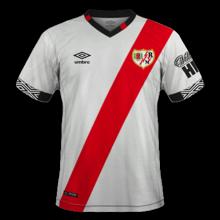 Camiseta de Rayo Vallecano