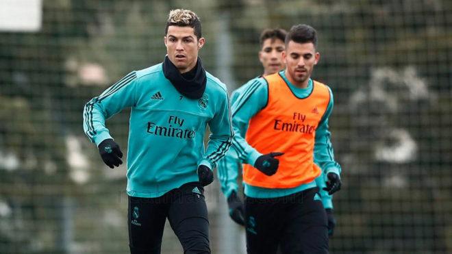 Zidane recupera a Ceballos a dos días del PSG