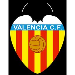 Alineación y plantilla del Valencia