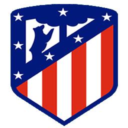 Alineación y plantilla del Atlético