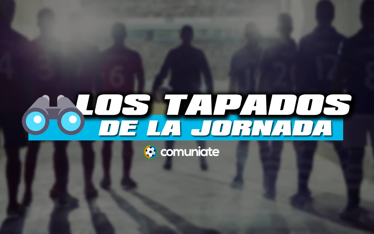 Los Tapados de la Jornada (J4)