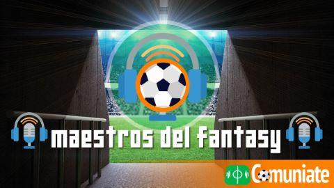 PodCast Maestros del Fantasy - Jornada 12