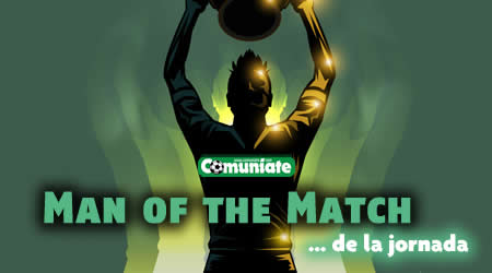 Man of The Match Comunio Jornada