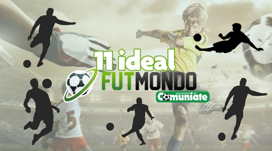 Onces ideales de la jornada 24 en Futmondo