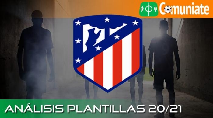 Análisis RECTA FINAL LIGA de la plantilla y recomendables del Atlético de Madrid temporada 20/21.
