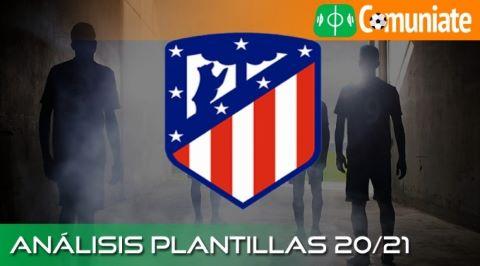 Análisis ACTUALIZADO de la plantilla y recomendables del Atlético de Madrid temporada 20/21.