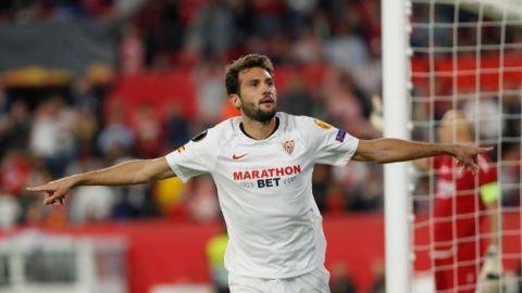 Franco Vázquez a punto de abandonar el Sevilla