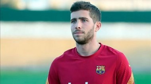 ¿Saldrá Sergi Roberto del Barcelona?