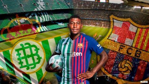 El Barcelona apuesta por el talento de Emerson