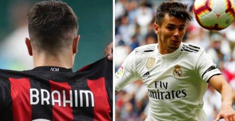Brahim está de dulce ¿Qué hará el Real Madrid con él?