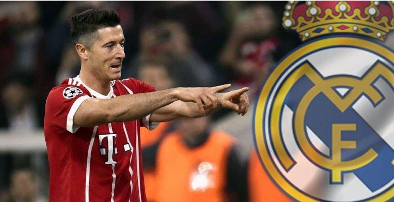 Lewandowski a batir récords en el Madrid