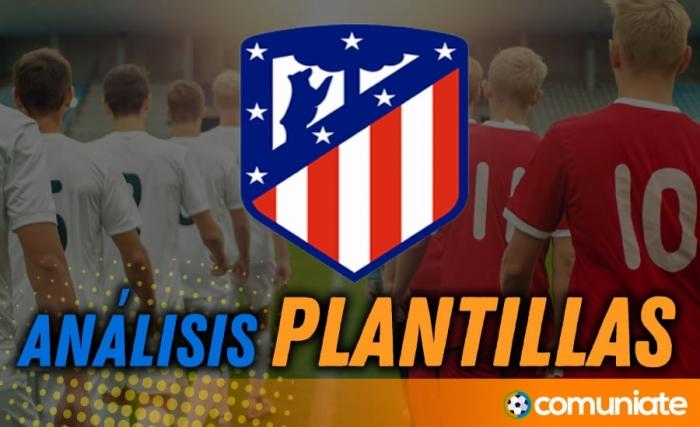 Análisis de la plantilla y recomendables del Atlético de Madrid  actualización mercado de fichajes