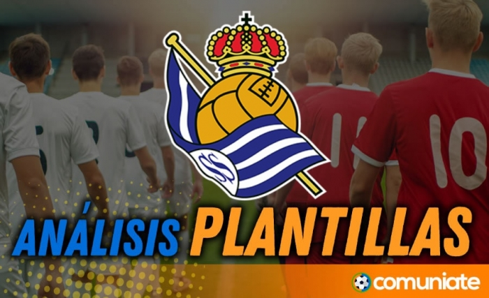 Análisis de la plantilla y recomendables de la Real Sociedad temporada 21/22 - Actualizado 2º parón de selecciones