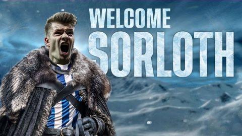 Sorloth: una bestia noruega para la Real