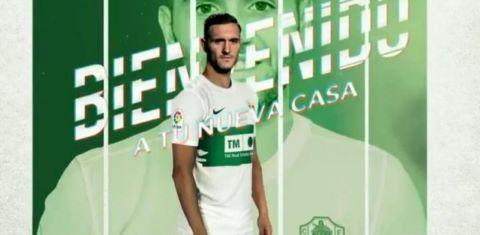 Lucas Pérez  sorprendentemente firma por el Elche