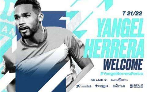 ¡Yangel Herrera vuelve a la Liga!