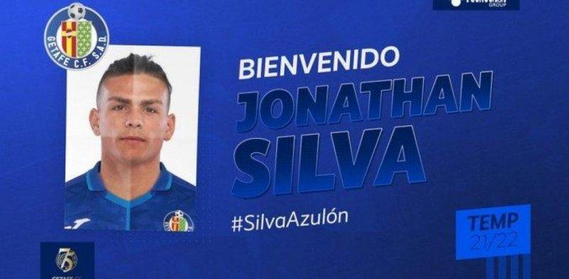 Jonathan Silva ficha por el Getafe