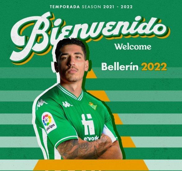 Hector Bellerín, ¿qué aportará a este Betis?