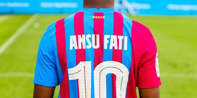 Posibles fechas de regreso de Ansu Fati ¿momento de fichar?