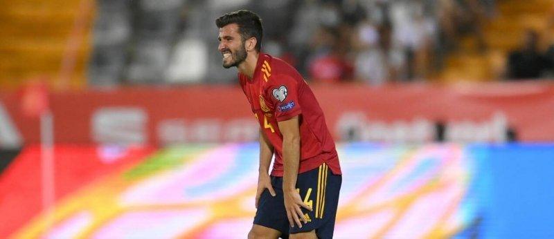Gayá se lesiona con España ¿cuándo vuelve?