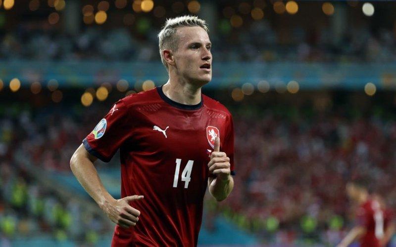 Jakub Jankto se lesiona con la República Checa