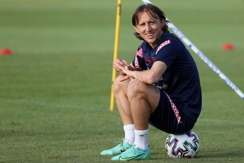 Vuelve Modric, vuelve el talento
