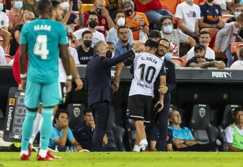 Cope Valencia informa sobre Gayá, Carlos Soler y Thierry Correia