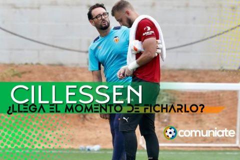 ¿LLega el momento Cillessen?