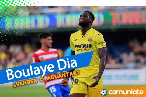 Boulaye Dia: Hasta el infinito y sin marcar.