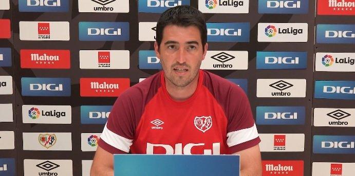 Iraola informa sobre Trejo, Falcao  y Alvaro