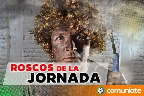Roscos de la Jornada 7: Mamardashvili, Alex Fernández, Miguel Gutiérrez, Roberto Torres ...