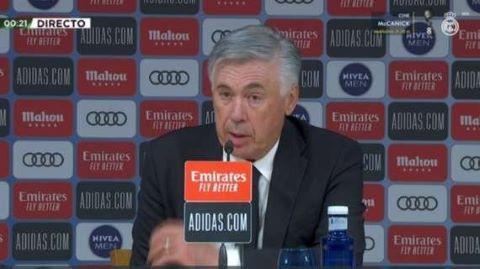 Ancelotti analiza el empate y habla sobre Valverde, Modric, Hazard ...