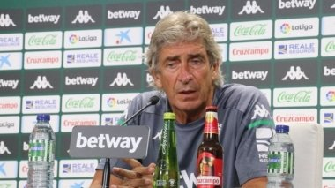 Pellegrini habla sobre la victoria, Willian José, Canales, Guido, Fekir ...