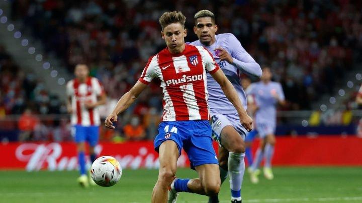 Marcos Llorente se lesiona y es baja con la Selección Española