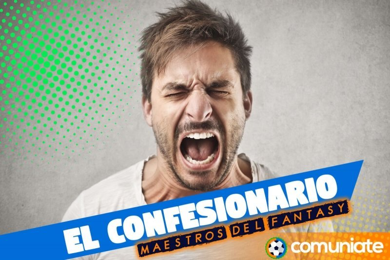 El Confesionario: ¡hasta las narices de ellos! Jornada 9