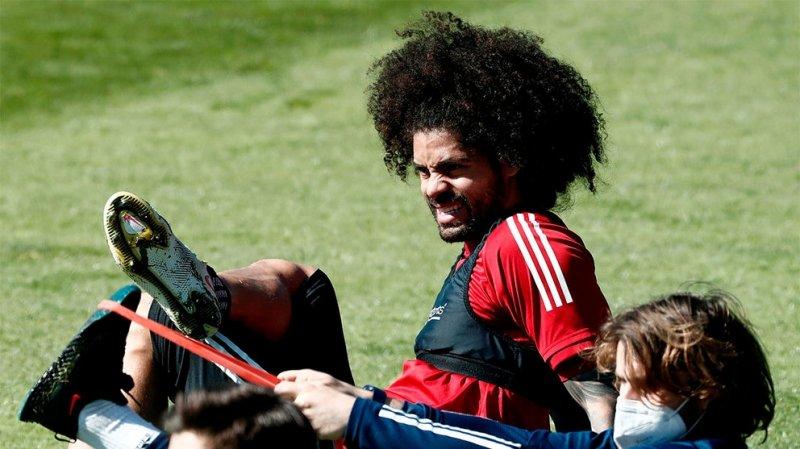 Aridane recae y se lesiona de nuevo