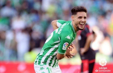 Álex Moreno se gana el puesto