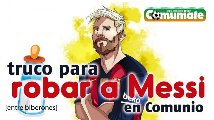[Truco Fantasy] De cuando fiché a Messi entre biberones